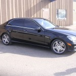 2010 Mercedes AMG tinted with 5%-beautiful and extremely fast car.