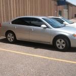 Chevy Impala tinted with Llumar 35/15%